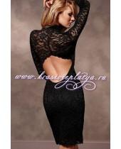 Кружевные и гипюровые платья – модные тенденции 2014